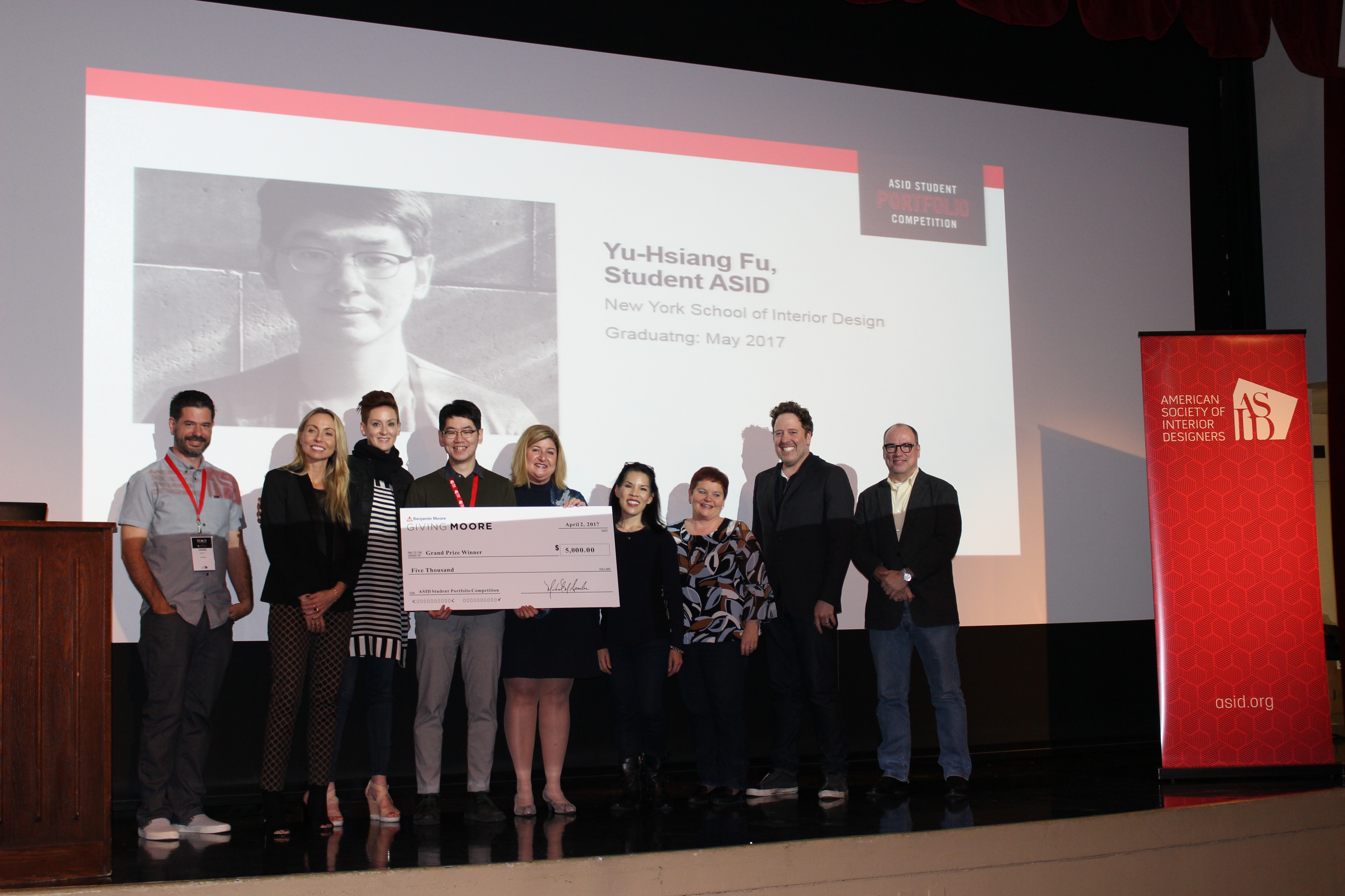 Asid Interior Design The American Society Of Interior Designers Announces Student Award .